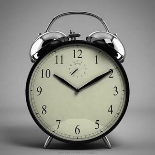 Classic Alarm Clock / zcreem