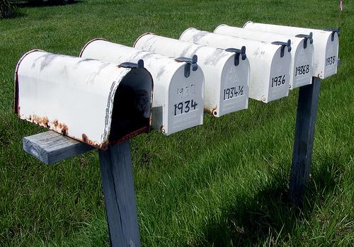 Mail / pacdog